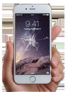 iPhone 6S Ekran Camı Değişimi