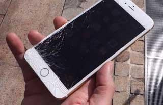 iphone-6-ekran-ön-cam-değişimi