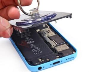 iPhone 5C Batarya Değişimi