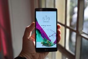 LG G4 Ön Cam Değişimi