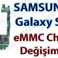 Samsung Galaxy S3 eMMc Chip Değişimi - Açılmıyor arızası - Anakart Tamiri