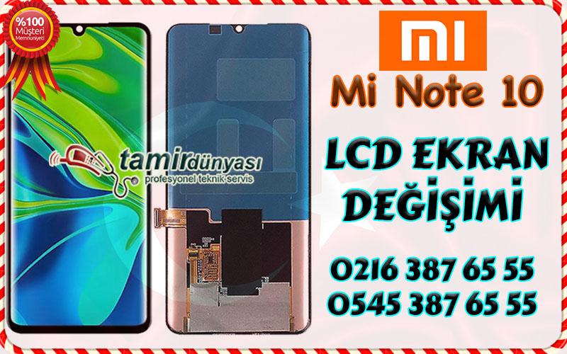 xioami_note_10_lcd_ekran_degisimi